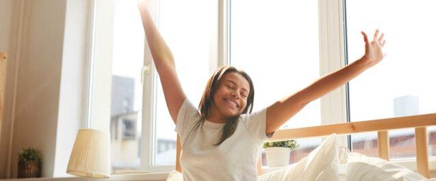 Sonno, lo stile di vita influenza la qualità del riposo notturno